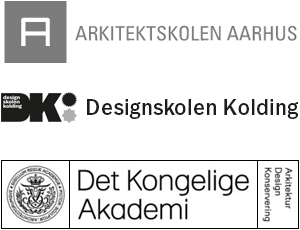 Architecture, Design and Conservation - Danish Portal for Artistic and Scientific Research Logo